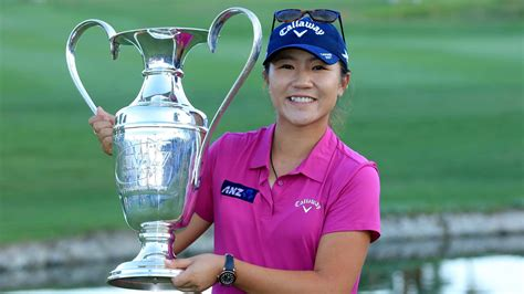 Lydia Ko Becomes Youngest Two-Time Major Champion