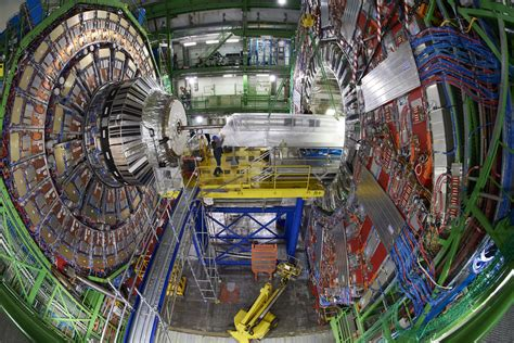 CERN LHC Update: Large Hadron Collider Experiment Gets A