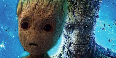 Guardians of the Galaxy: The History Of Groot   ScreenRant