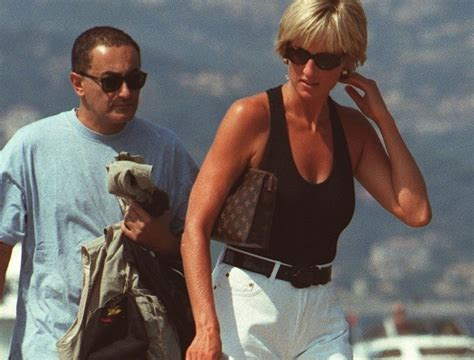 Princess Diana 'wanted to marry Dodi Fayed' claims Italian
