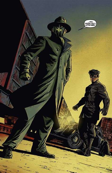 Dynamite® The Green Hornet: Year One Omnibus Vol 1 Collection
