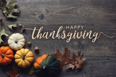 Thanksgiving 2019 – National Awareness Days Events