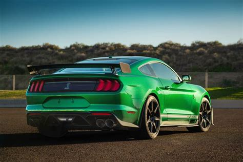 2021 Ford Shelby Gt500 Barrett Jackson Specs and