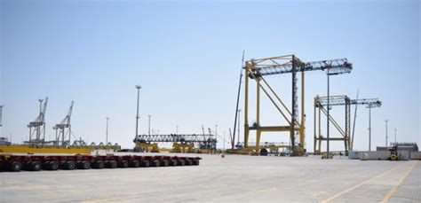 King Abdullah port to increase container capacity to 5m