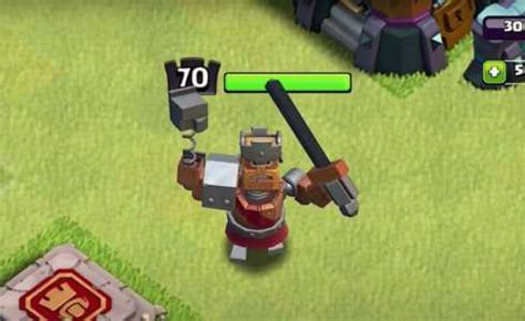 Clash of Clans May Skin Revealed: the Clockwork King