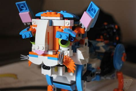 Lego's new programmable robotics kit is up for preorder