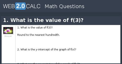 View question - 1