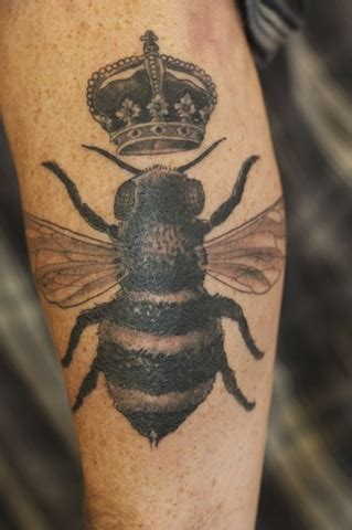 Bee Tattoos Designs, Ideas and Meaning   Tattoos For You