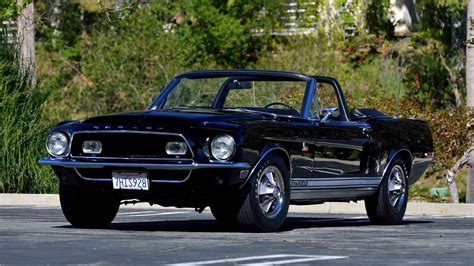1968 Shelby GT500KR Convertible   S140