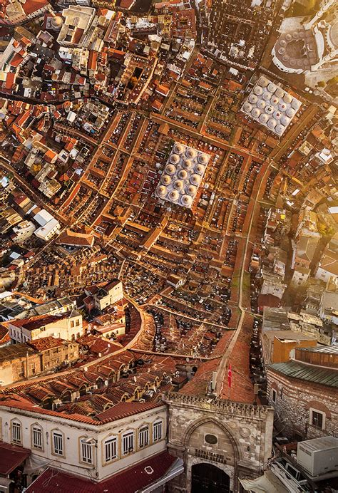 Mind-Bending Aerial Photos of Instanbul - Placeaholic