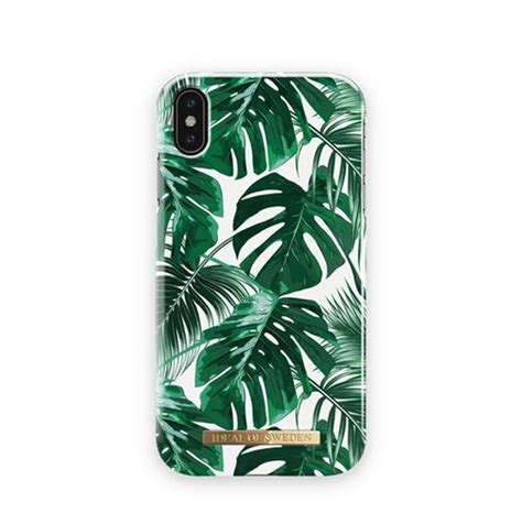 iDeal of Sweden IDEAL FASHION CASE IPHONE XS MAX MONSTERA
