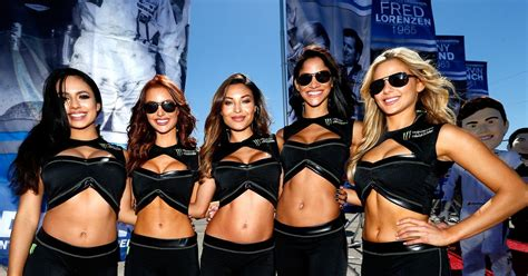 Get to know NASCAR's new Monster Energy girls | FOX Sports