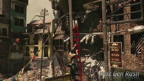 Uncharted 2 : Among Thieves Gameplay 1 HD - YouTube