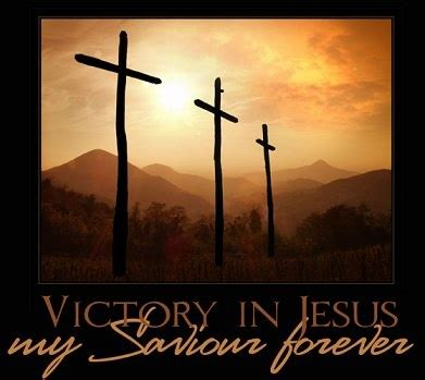 """Conservative Christian Views: Play """"Victory in Jesus"""" at"""