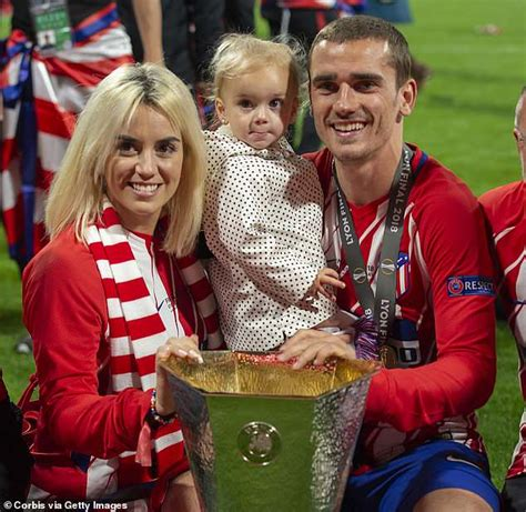 The incredible way Griezmann revealed his second child
