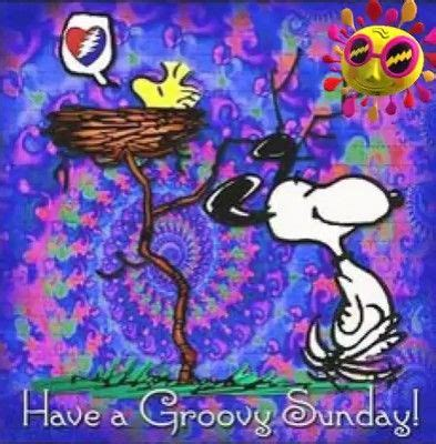 Snoopy & Woodstock: Have a Groovy Sunday! The 59th Street