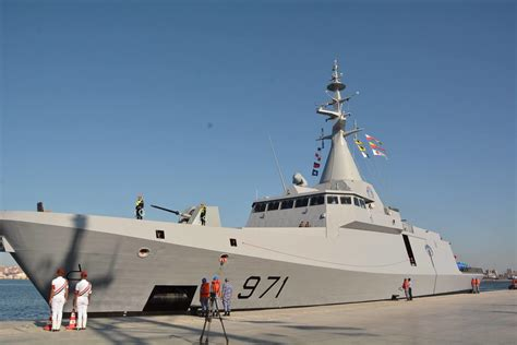 UAE orders two DCNS Gowind 2500 corvettes