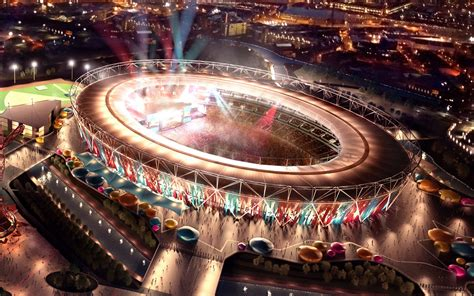 London 2012 Olympic Stadium Wallpapers   HD Wallpapers