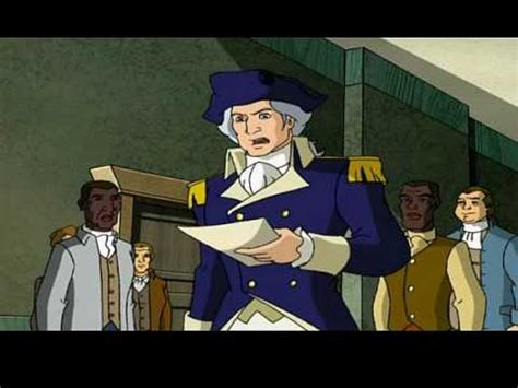 """Liberty`s Kids: #38 """"The Man Who Wouldn`t Be King"""" (2/2"""