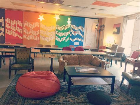 Classroom Eye Candy: A Flexible-Seating Paradise | Cult of