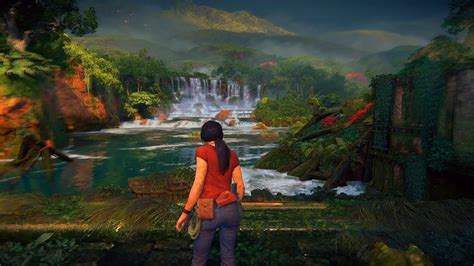 Uncharted: The Lost Legacy Gameplay Walkthrough [PS4 Pro