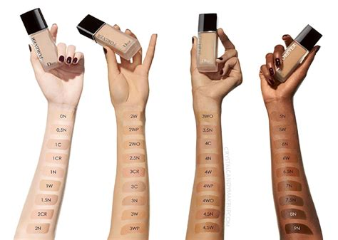 Forever 24h Wear High Perfection Skin Caring Matte