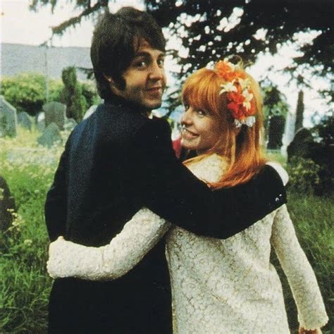 Paul McCartney and Jane Asher (40 Photos) – Page 2 – The