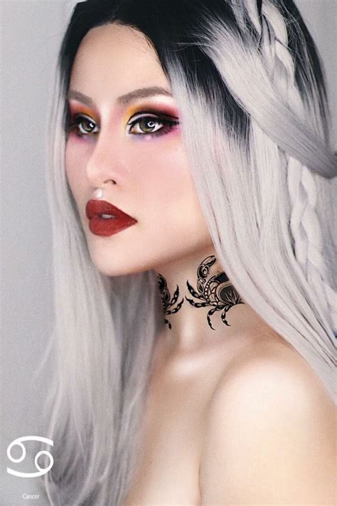 Artist Created 12 Makeup Looks Based On Every Zodiac Sign