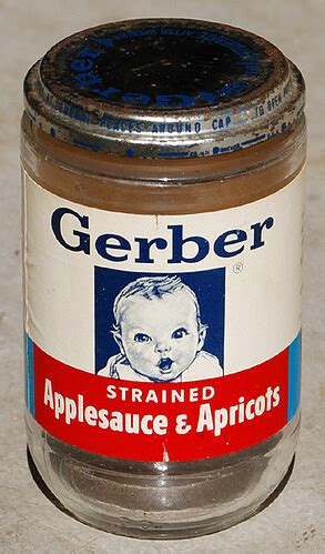Gerber Baby Food, 1950's - a photo on Flickriver