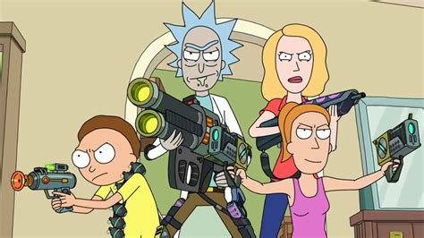 Rick and Morty is back with surprise airing of season 3