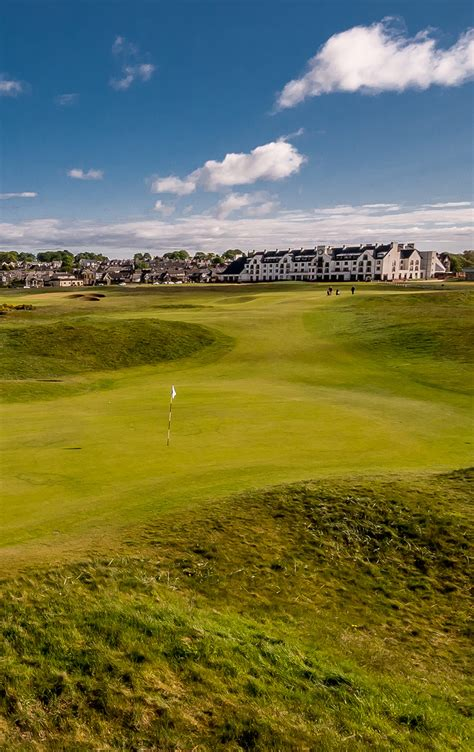 Signature Golf   Carnoustie Golf Links – The Championship