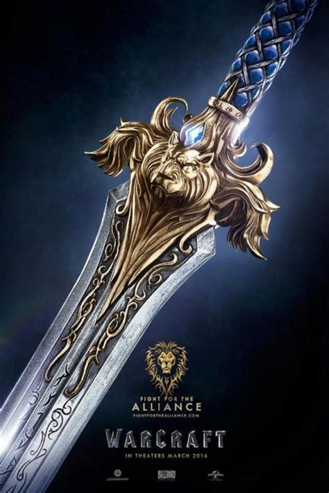 First 2 Warcraft Movie Posters Revealed - IGN