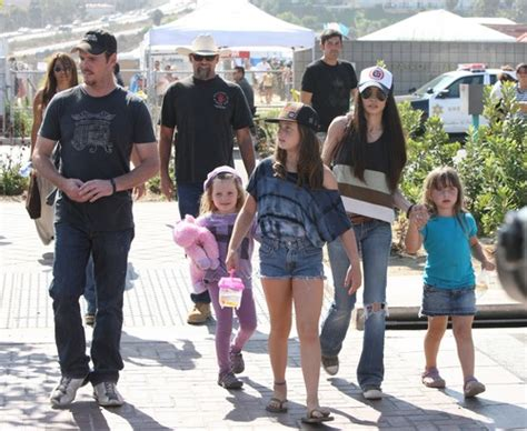 Celebrity Families Spend Labor Day Weekend At The Malibu Fair