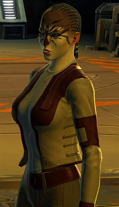 SWTOR - Star Wars the Old Republic - Example Cathar