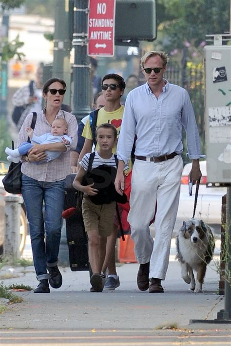 Jennifer Connelly and Paul Bettany's Daughter Agnes