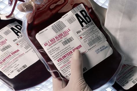 Universal Recipient: Blood Types and Reactions