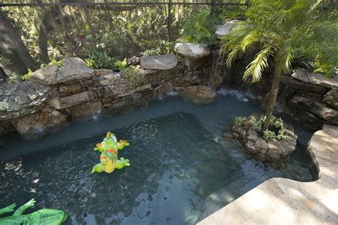 Before and After Images From Insane Pools: Off the Deep