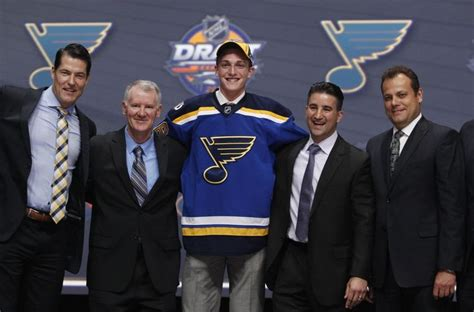 Blues Prospect Tage Thompson Selected for US World Juniors