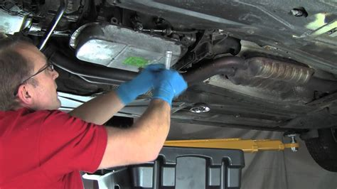 Part 1: Changing Automatic Transmission Fluid & Filter On