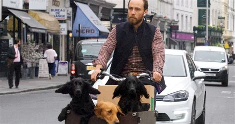 James Middleton – Kate & Pippa's Younger Brother – Takes