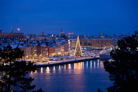 Christmas in Sweden - Food & Funny Swedish Traditions