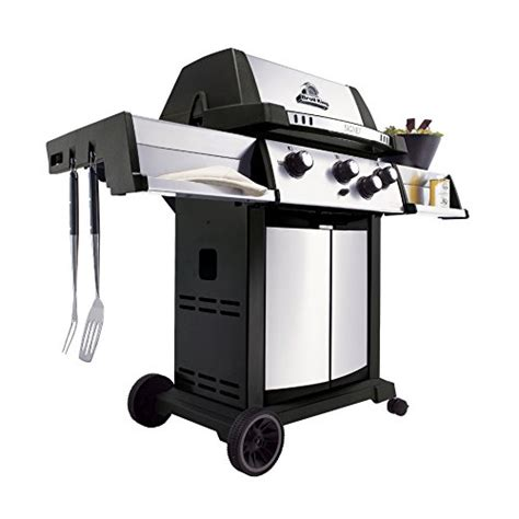Broil King 986884 Signet 90 Liquid Propane Gas Grill with