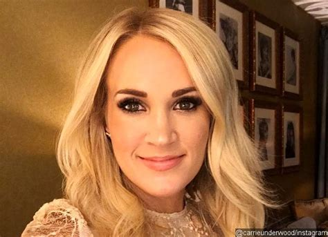 Carrie Underwood Needed Over 40 Stitches in Her Face After
