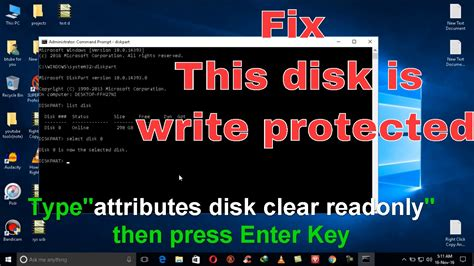 How to Remove Disk Write Protection From USB Flash Drive