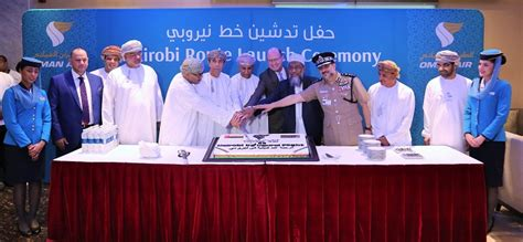 Travel PR News   Oman Air launches four times weekly